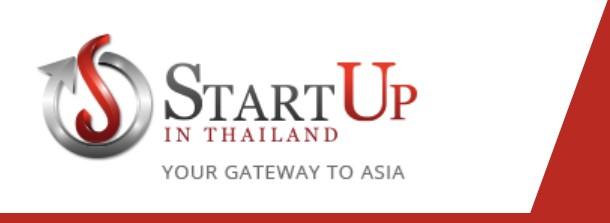 Startup in Thailand logo