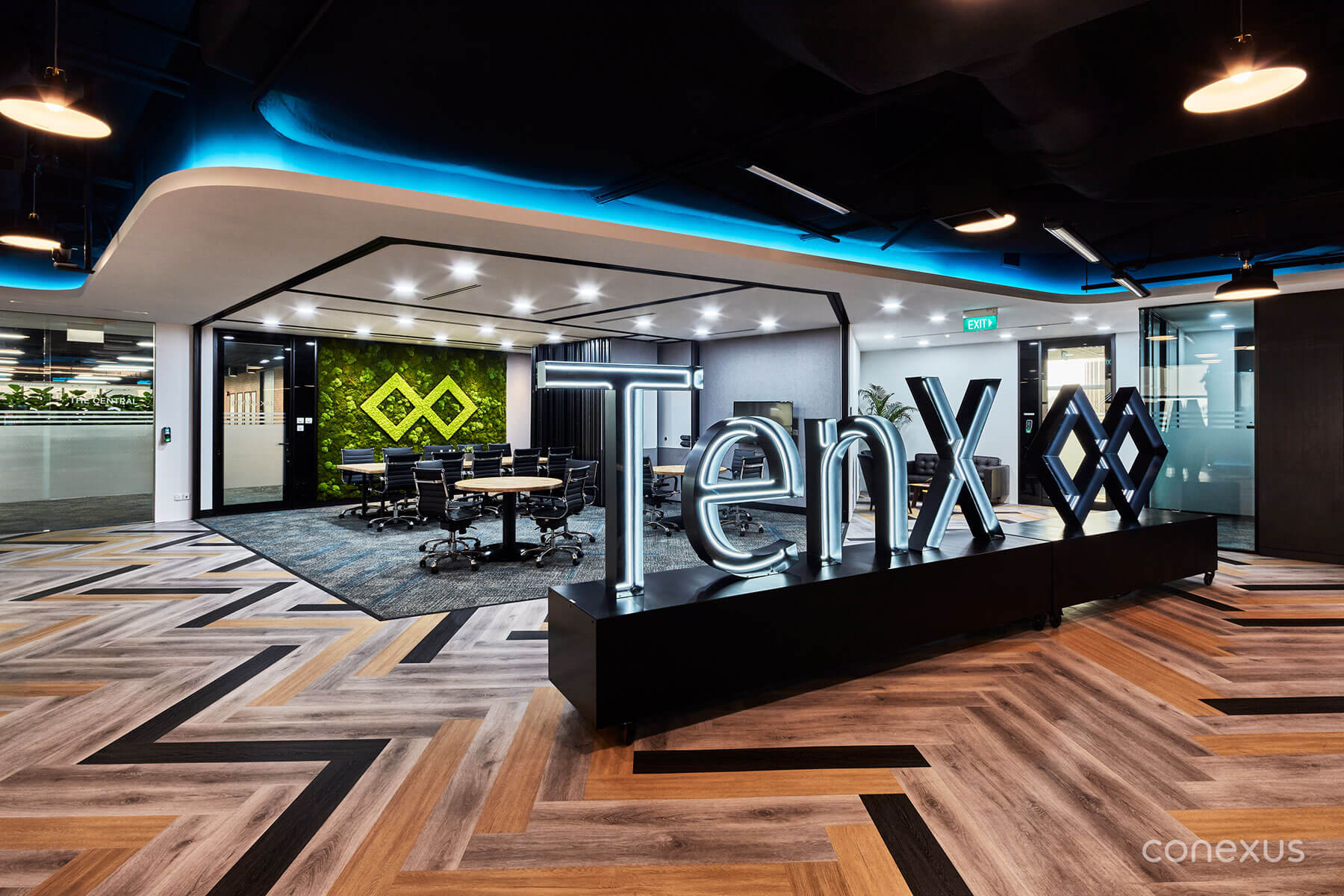 TenX Singapore Office Design
