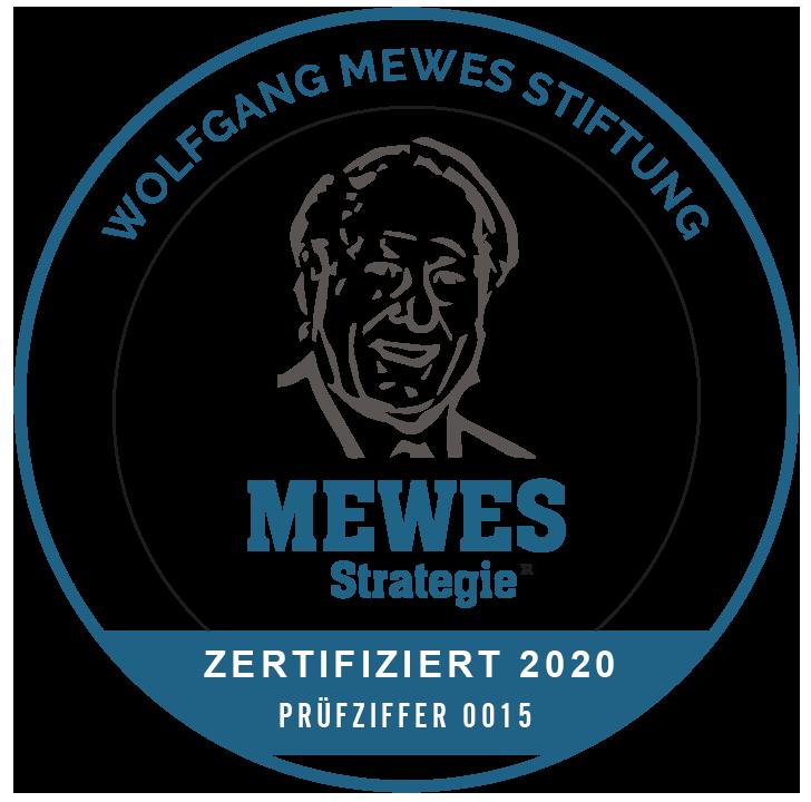 Mewes-Strategie Zertifizierung Thomas Rupp